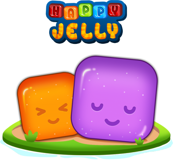 happy jelly, game, puzzle, 3 match